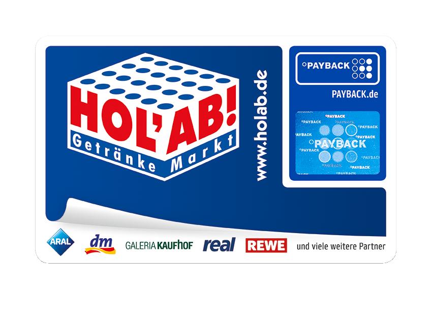 HOL'AB! PAYBACK Karte sichern!